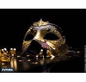 Fond D&233cran  Carnaval De Venise Masque Noir