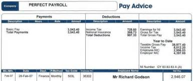 payslip template malaysia exles of salary slip in malaysia and employee