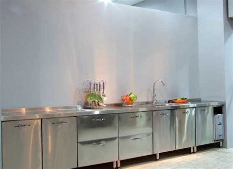 kitchen stainless steel cabinets china stainless steel kitchen cabinets for family and