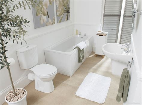 White Bathroom Ideas Pictures White Bathroom Decor Ideas Decobizz