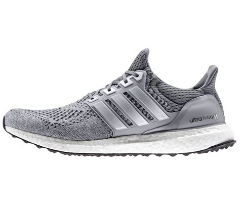 Adidas Ultraboost Premium Size 40 46 adidas ultra boost s running shoes silver grey buy it at the keller sports shop