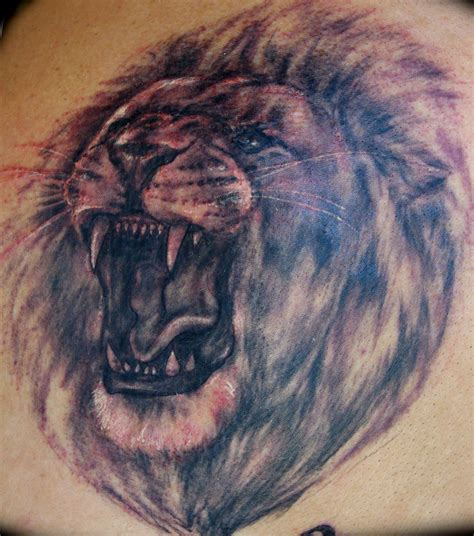 tribal lion shoulder tattoo and tribal on shoulder 187 ideas