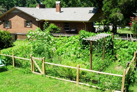 Vegetable Garden Fence Ideas Enclosures Jbeedesigns Vegetable Garden Enclosures