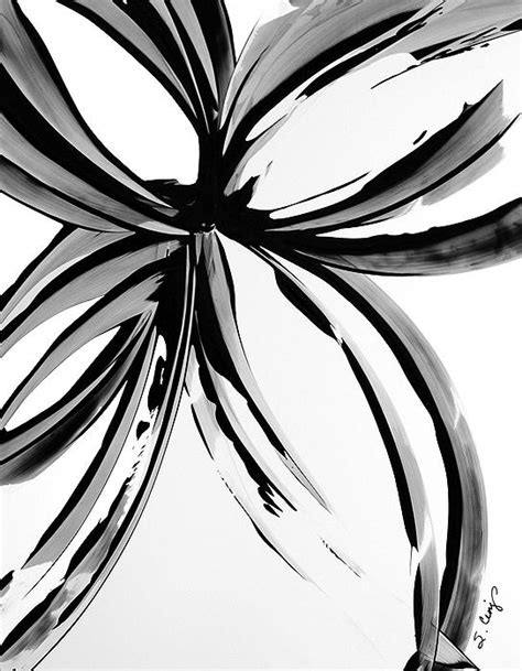 black and white paintings yessy gt abstract by gallery gt buy black white gt black magic 97