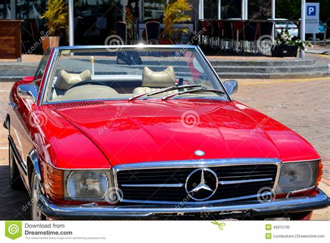 classic red mercedes image gallery old mercedes convertible