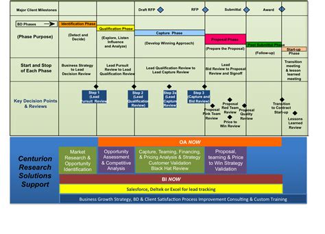 9 best images of business development process diagram