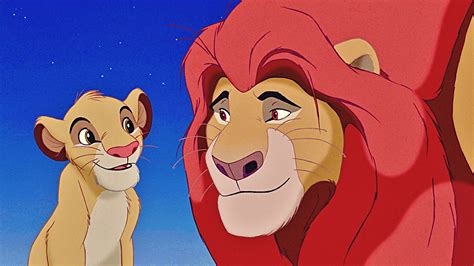 this is the lion kings simba and mufasa in real life the lion king live action remake casts simba and mufasa