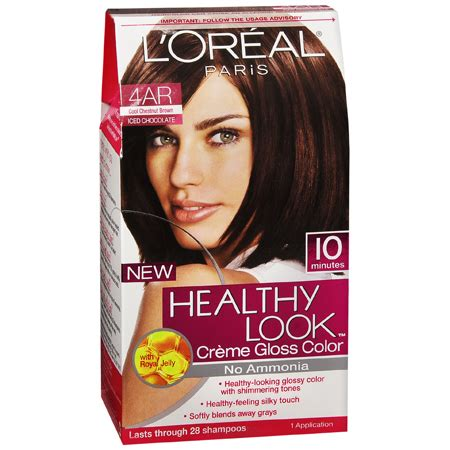 im looking for hair dyes that match loreals healthy hair sweet cherry l oreal healthy look creme gloss review canadian beauty