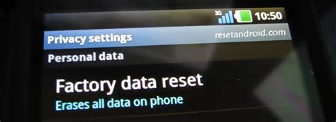 reset android via pc hard reset android android on pc