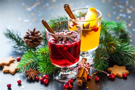 christmas liquor gluten free cocktails