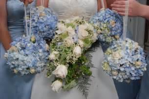 blue hydrangea wedding centerpieces jennefer s colors blue hydrangea light