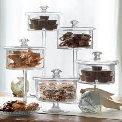 glass pedestal jar glass pedestal jars