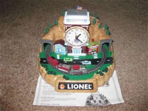 lionel clock buy lionel clocks
