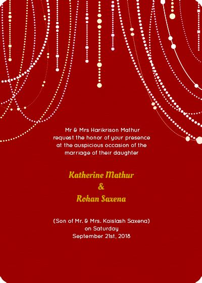 pooja invitation card template invitation card designs invites