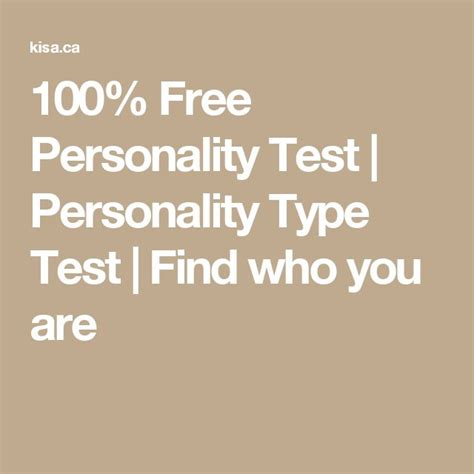 myers briggs test best best 25 free personality test ideas on mbti