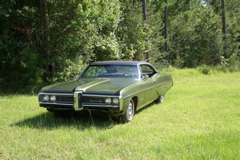 sell used 1968 pontiac bonneville grandpa s 28 000 org miles coupe no reserve in vancleave