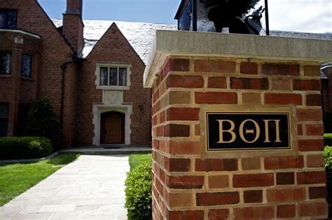 Beta House by Beta Theta Pi National Chairman Executive Director