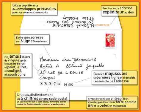 poste lettere faire du courrier copie de lettre psco