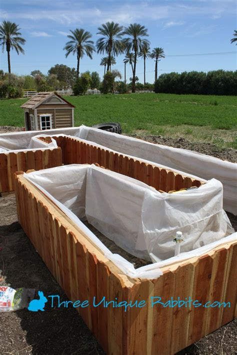 thigh high  ground plater box  ground garden