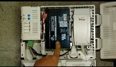 reset verizon fios after power outage when your fios backup battery goes dead it s probably up