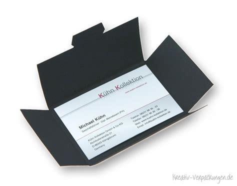 Visitenkarten Verpackung by Visitenkarten Verpackung
