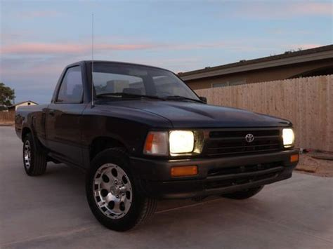 1994 Toyota 22re Purchase Used 1994 Toyota 2 Door 2 4l 22re Low