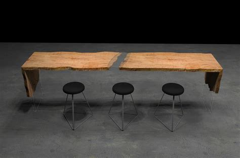 edge dining table communal dining tables by live edge design