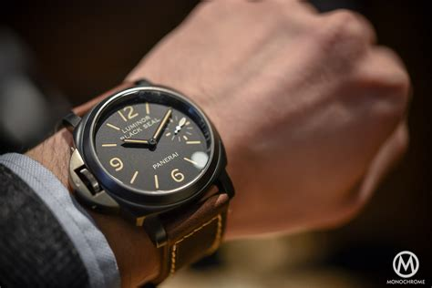 Luminor Panerai For sihh 2016 introducing the panerai luminor 8 days set