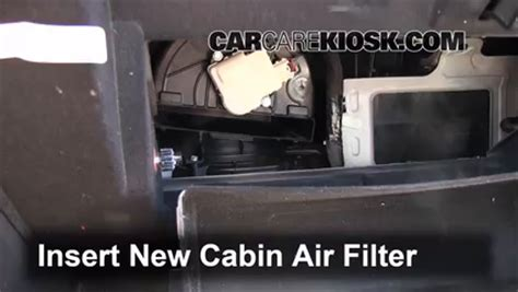 cabin filter replacement lincoln mks 2009 2016 2011 2009 2016 lincoln mks cabin air filter check 2011