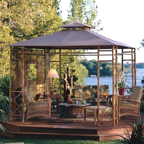 Tiki Canopy Cheap Discount Replacement Gazebo Canopy