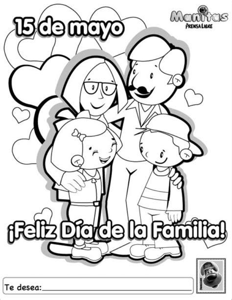 imagenes de la familia escolar para colorear feliz d 237 a de la familia im 225 genes para descargar