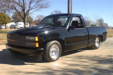 90 chevrolet truck 1990 chevy silverado 454 ss