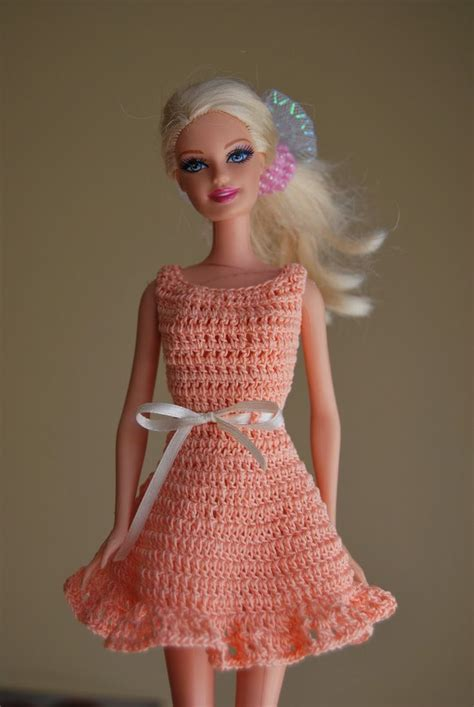 pattern clothes doll 3390 best crochet barbie doll clothes misc images on