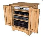 Build Your Own Stereo Cabinet by Woodworking Build Stereo Cabinet Plans Plans Pdf