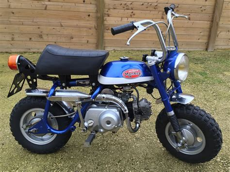 Mini Motorrad Monkey by Honda 50cc Monkey Z50a 1972 Catawiki
