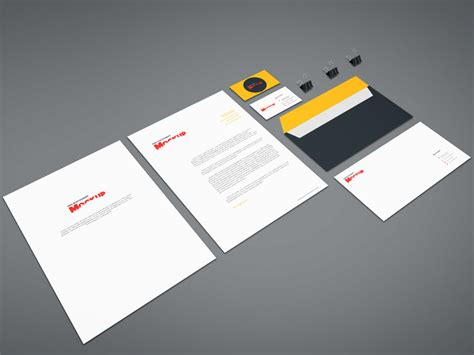 business card letterhead envelope mockup 15 free branding mockups psd with stationery items