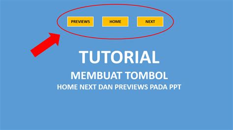 membuat home pada html cara membuat tombol home next previous dan close end