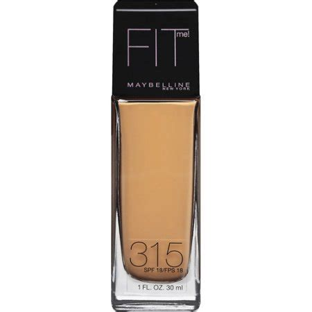 Maybelline Fit Me Dewy maybelline 174 new york fit me 174 dewy smooth foundation
