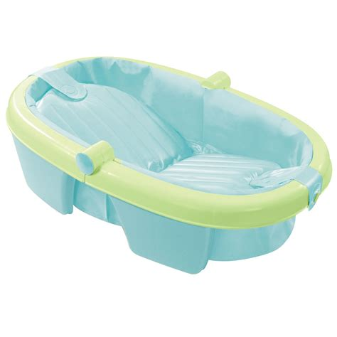 infant bathtub inflatable baby bath equipment