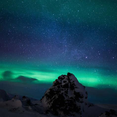 northern lights iceland aurora borealis wallpapers hd