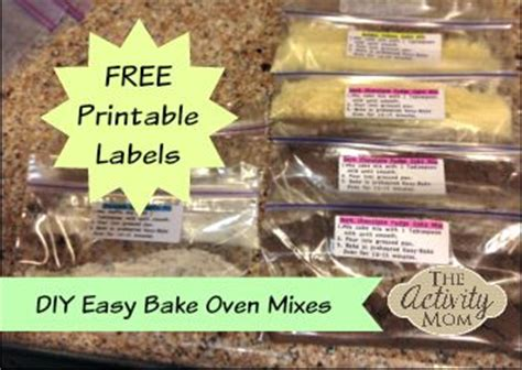 printable easy bake oven recipes 469 best printable activities for kids images on pinterest