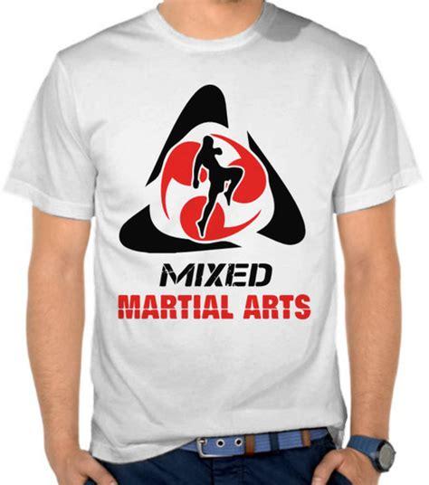 Kaos Distro Murah Seven Mixed Memorable 20 jual kaos mixed martial arts mma bela diri satubaju