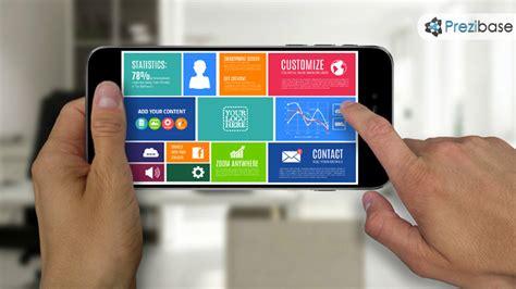 smart home prezi template prezibase smartphone screen prezi template prezibase