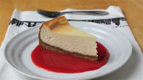 is ny style cheesecake refrigerated how to make new york style cheesecake allrecipes