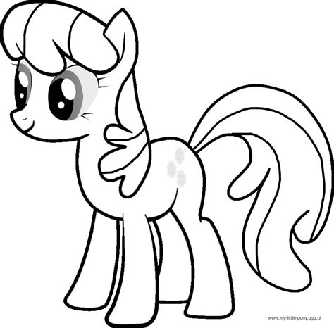 my little pony coloring pages cheerilee free coloring pages of my little pony trixie