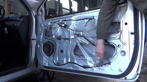rattly door repair   toyota yaris youtube