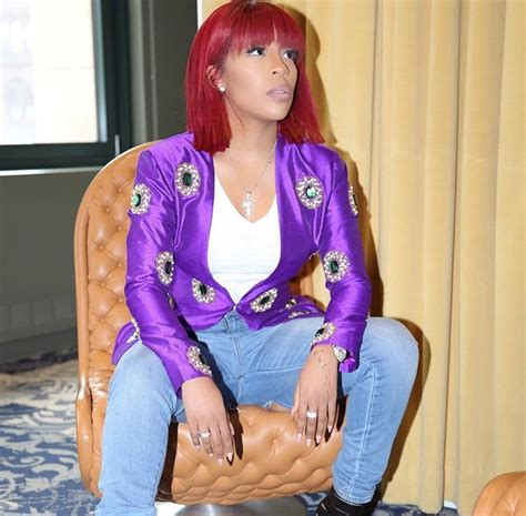 k michelles chinese bobs hype or hmm k michelle s bangin red bob