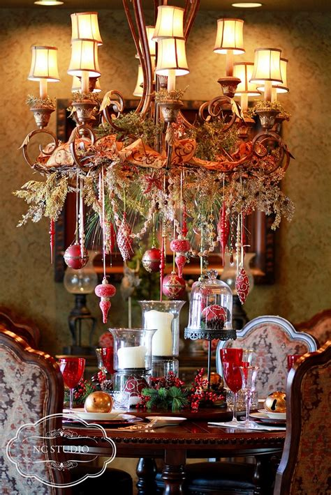 christmas table 40 christmas table decors ideas to inspire your pinterest