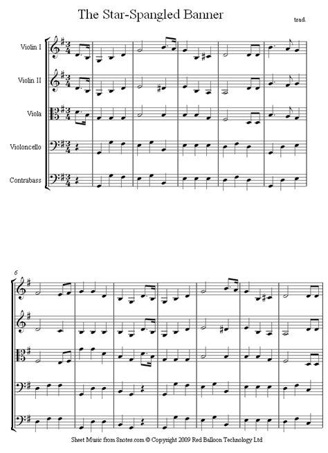 printable star spangled banner sheet music star spangled banner sheet music trumpet free printable