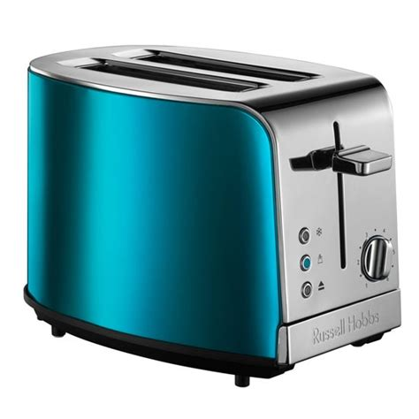 jewel toaster from russell hobbs toasters housetohome co uk